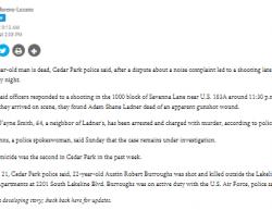 1-26-19 Texas Cedar Park 2-0