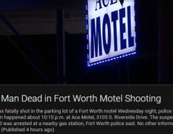 12-6-18 Texas Fort Worth 1-1