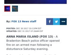 12-30-17 Florida Anna Maria 0-1