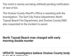 1-1-18 North Carolina Topsail Beach 2-1
