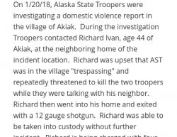 1-20-18 Alaska Akiak 0-1