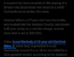 1-24-18 Alabama Huntsville 1-0