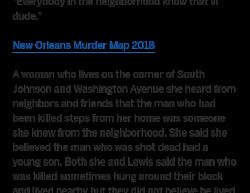 2-2-18 Louisiana New Orleans 1-0