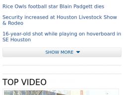 3-3-18 Texas Houston 1-0