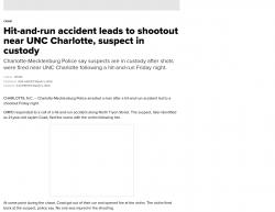 3-2-18 North Carolina Charlotte 1-2