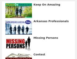 3-23-18 Arkansas Round Mountain 1-1