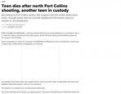 7-4-18 Colorado Fort Collins 1-1
