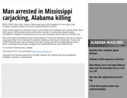 5-25-18 Mississippi Jackson 0-4