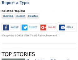 7-12-18 Texas Houston 2-1
