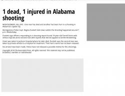 8-15-18 Alabama Montgomery 2-0