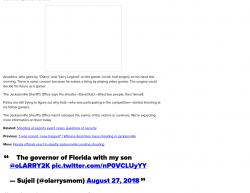 8-26-18 Florida Jacksonville 11-1