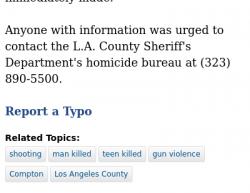 9-30-18 California Compton 4-0