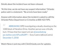 12-5-18 Florida Orlando 2-0