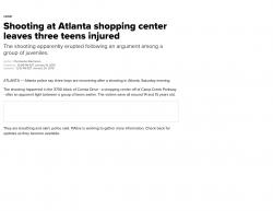 1-19-19 Georgia Atlanta 3-0