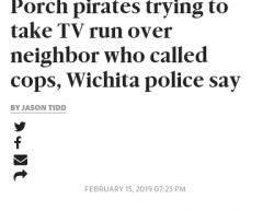 2-15-19 Kansas Wichita 1-1
