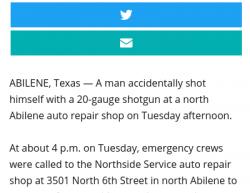 3-19-19 Texas Abilene 1-0