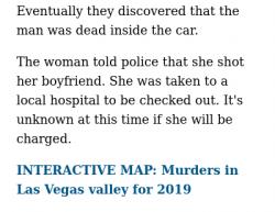 3-27-19 Nevada Las Vegas 1-1