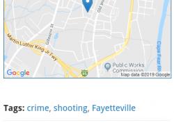 4-14-19 North Carolina Fayetteville 1-0