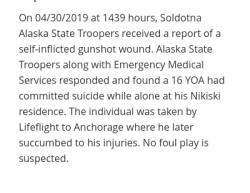 4-30-19 Alaska Soldotna 1-0