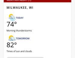 5-16-19 Wisconsin Milwaukee 1-1