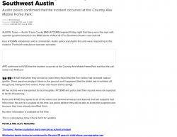 6-7-19 Texas Austin 5-1