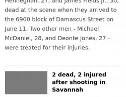 6-11-19 Georgia Savannah 4-1