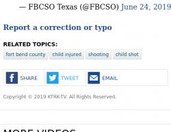6-21-19 Texas Katy 1-0