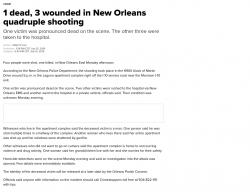7-15-19 Louisiana New Orleans 3-1