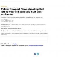 7-20-19 Virginia Newport News 1-0