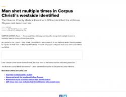 9-9-19 Texas Corpus Christi 1-1