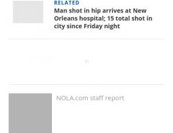 9-21-19 Louisiana New Orleans 2-0