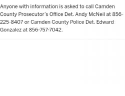 10-9-19 New Jersey Camden 1-0