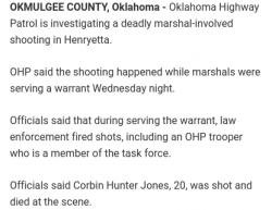 11-6-19 Oklahoma Henryetta 0-1