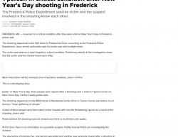 1-1-20 Maryland Frederick 1-1