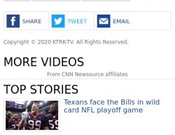 1-3-20 Texas Houston 2-0