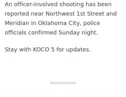 1-5-20 Oklahoma Oklahoma City 0-1