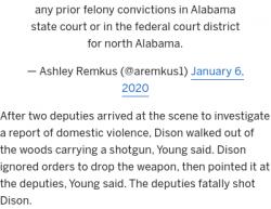 1-5-20 Alabama Elkmont 0-1
