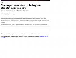1-13-20 Texas Arlington 1-0