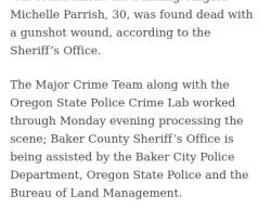 1-20-20 Oregon Baker City 2-1
