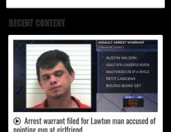2-14-20 Oklahoma Lawton 1-1