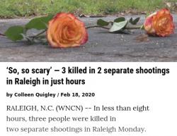 2-13-20 North Carolina Raleigh 1-4