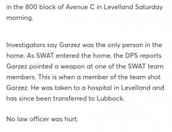 2-22-20 Texas Levelland 0-1