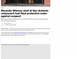 2-28-20 Texas San Antonio 1-1
