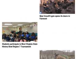 2-29-20 West Virginia Fairmont 0-1
