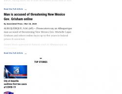 3-1-20 New Mexico Jamestown 0-1