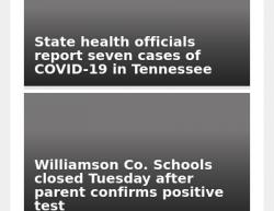 3-9-20 Tennessee Nashville 1-1