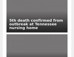 4-3-20 Tennessee Nashville 1-1