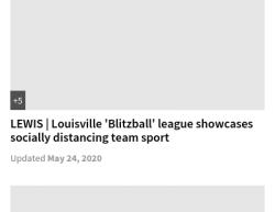 5-24-20 Kentucky Louisville 1-1