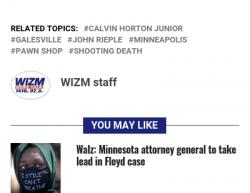 5-27-20 Minnesota Minneapolis 1-1
