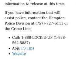 5-28-20 Virginia Hampton 1-0